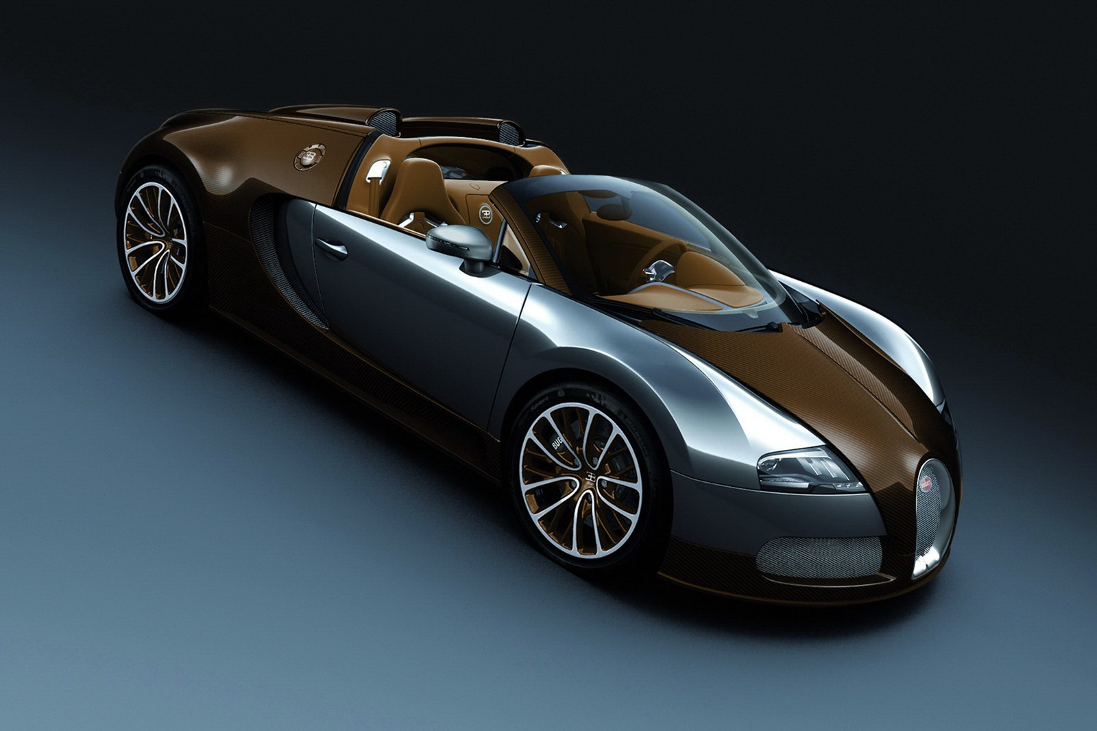 bugatti veyron 16 4 grand sport vitesse video. Black Bedroom Furniture Sets. Home Design Ideas