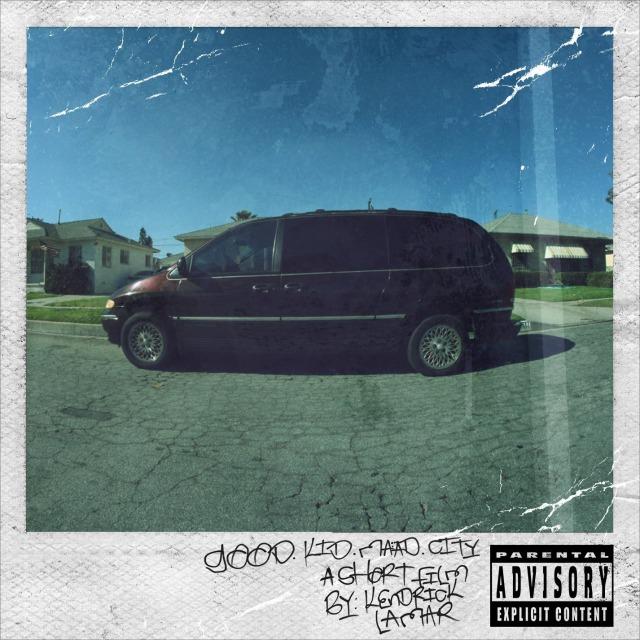 good kid, m.A.A.d city Album Cover w/ Link