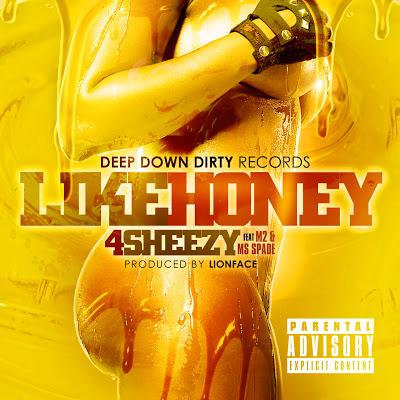 4Sheezy - Like Honey (Cover)