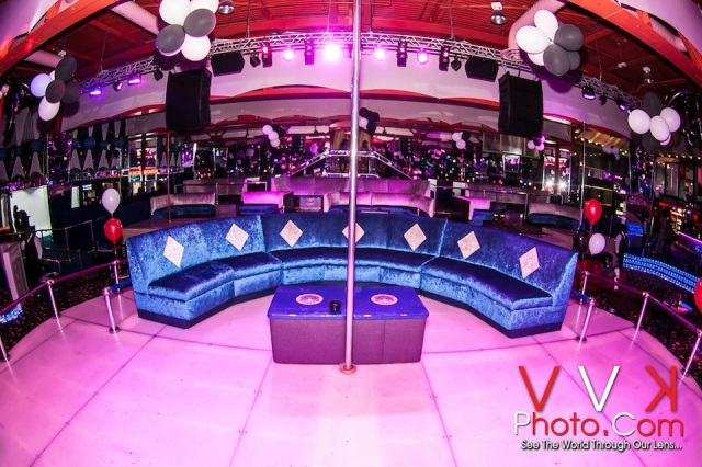 King of Diamonds VIP Area