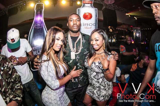 Meek Mill Mink and Tokyo