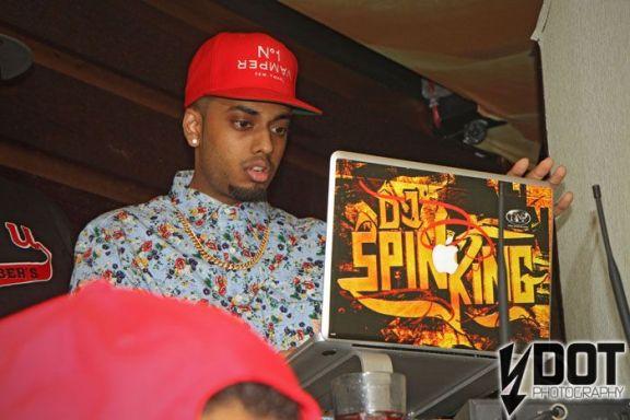 DJ Spin King