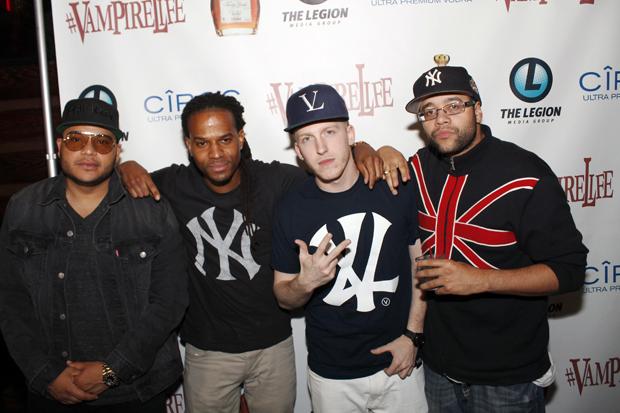 L Boogs_DJ Spynfo_Drewski_Dominican Drew