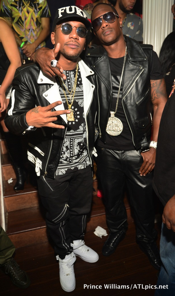 Cyhi the Prynce with Think its a game CEO Fly