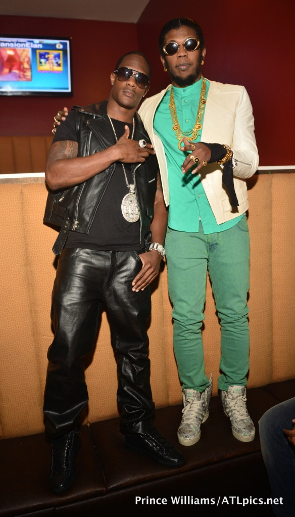 Fly and Trinidad James