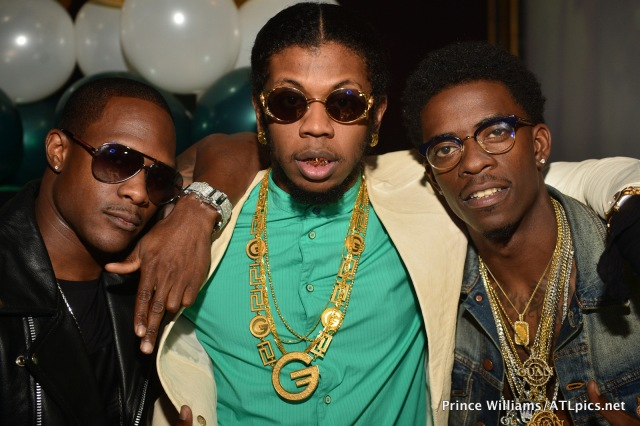 Fly Trinidad James and Rich Homie Quan (2)