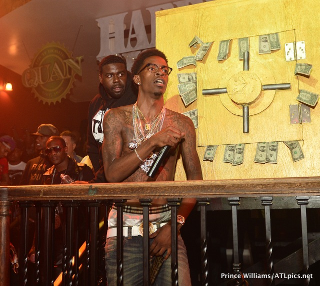 Rich Homie Quan Performing (2)