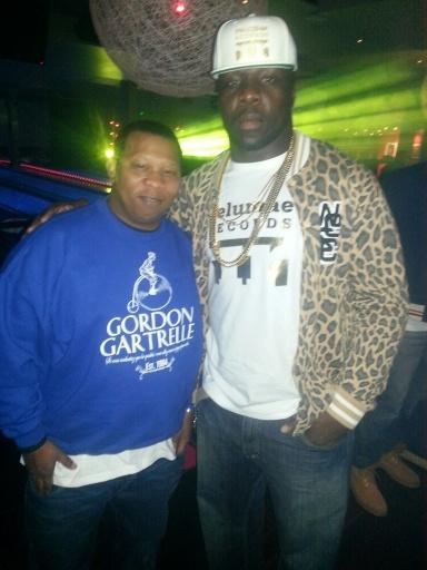 DJ Mannie Fresh and Tamba Hali